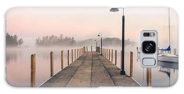 Glendale Docks Galaxy Case by Robert Clifford