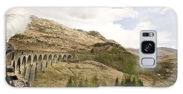 Glenfinnan Train Viaduct Scotland Galaxy Case