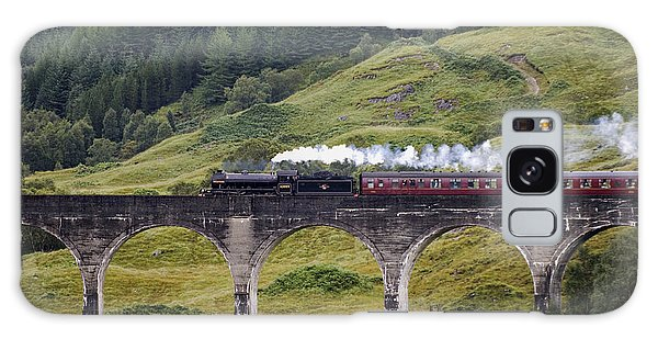 Glenfinnan Viaduct - D002340 Galaxy Case