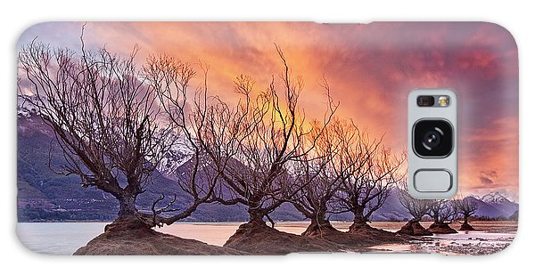 Glenorchy On Fire Galaxy S8 Case