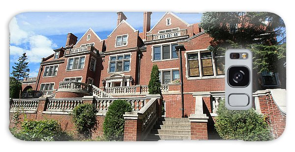 Glensheen Mansion Exterior Galaxy Case by Amanda Stadther