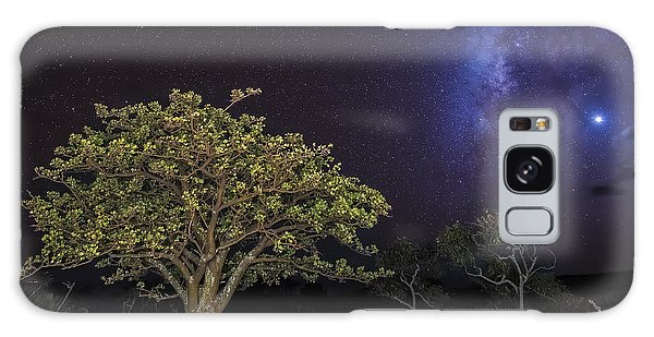 Glimpse Of Hawaii Galaxy Case by Hawaii  Fine Art Photography