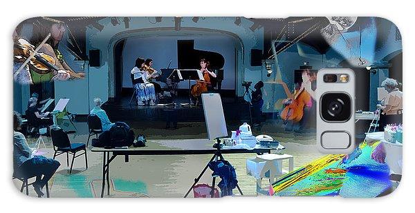 Glisten Rehearsal Galaxy Case