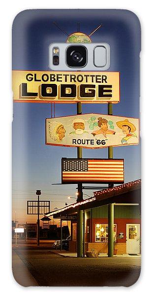 66 Galaxy Case - Globetrotter Lodge - Holbrook by Mike McGlothlen