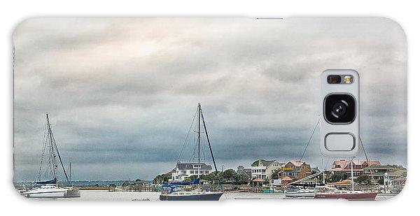 Gloomy Day Sail Galaxy Case