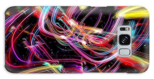 Glorious Celebration Galaxy Case by Margie Chapman