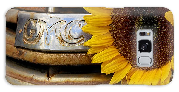 Gmc Sunflower Galaxy Case