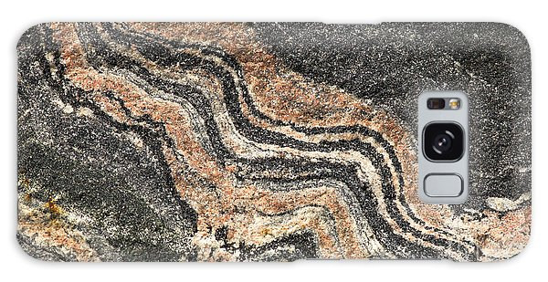 Gneiss Rock  Galaxy Case