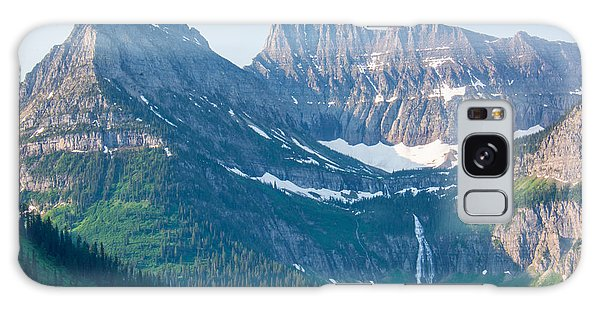 Gnp Birdwoman Falls Galaxy Case