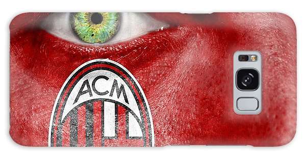 Go Ac Milan Galaxy Case by Semmick Photo