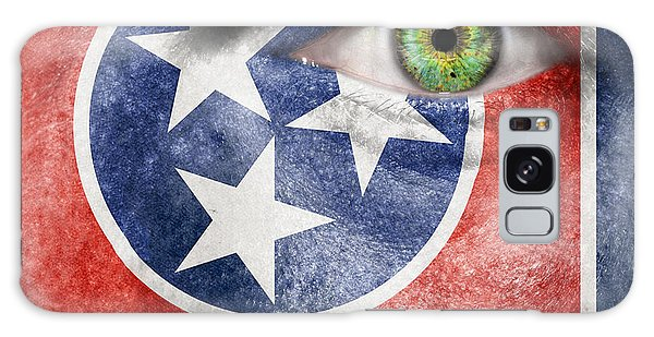 Go Tennessee Galaxy Case by Semmick Photo