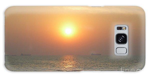 Goa Sunset Galaxy Case