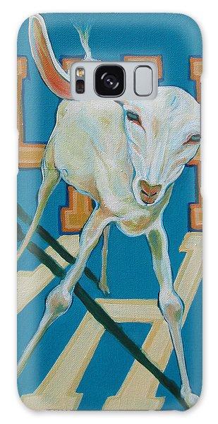 Goat 44 Galaxy Case
