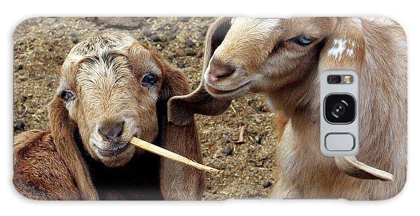 Goats #2 Galaxy Case