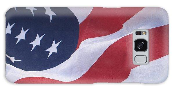 God Bless America Galaxy Case by Chrisann Ellis