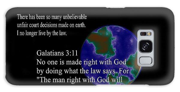 God Vs Law Galaxy Case