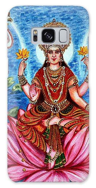 Goddess Lakshmi Galaxy Case