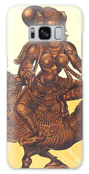 Goddess Of Love Galaxy Case by Ragunath Venkatraman