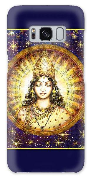 Goddess Of Stars Galaxy Case by Ananda Vdovic