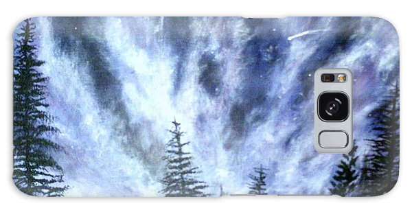 Gods Glory Galaxy Case by Dan Wagner