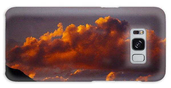 God's Sunset Cloud Galaxy Case