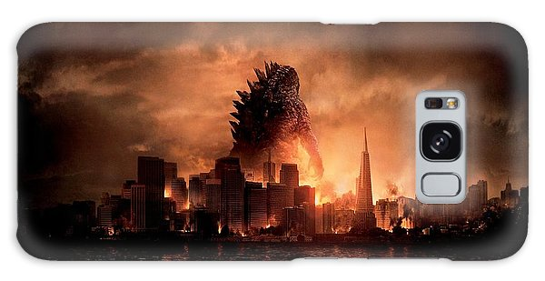 Godzilla 2014 Galaxy Case