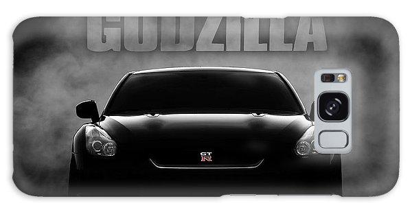 Automobile Galaxy Case - Godzilla by Douglas Pittman