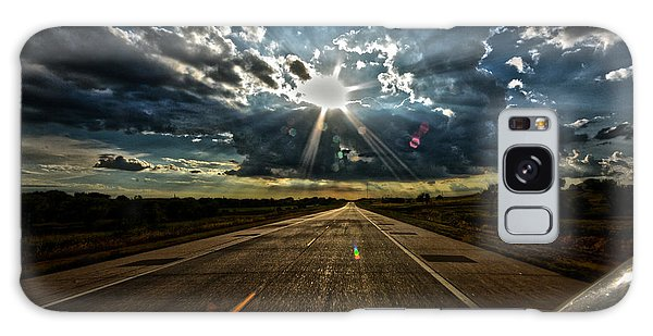 Going Home Galaxy Case by Brian Duram