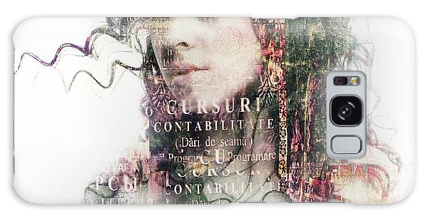 Going Out In The Words Galaxy Case by Gun Legler