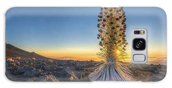 Gold And Silver Galaxy Case by Hawaii  Fine Art Photography