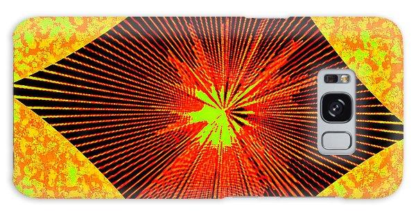 Gold Blood Galaxy Case