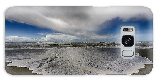 Gold Bluffs Beach 1 Galaxy Case