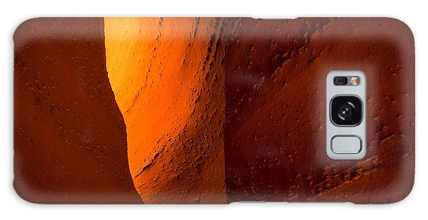 National Monument Galaxy Case - Gold by Chad Dutson