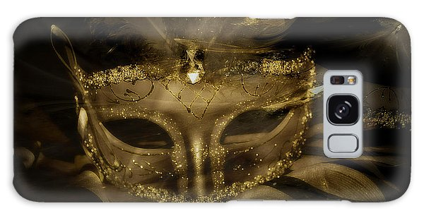 Gold In The Mask Galaxy Case
