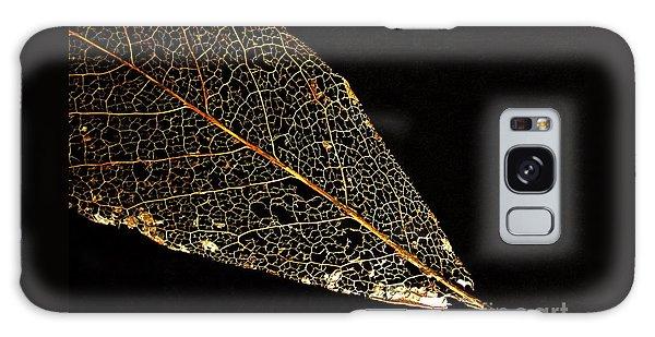 Gold Leaf Galaxy Case by Ann Horn