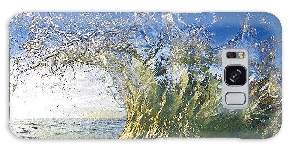 Sea Galaxy Case - Gold Crown by Sean Davey