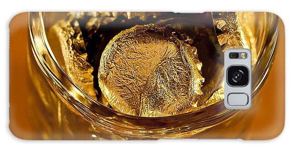 Golden Beer  Mug  Galaxy Case by Wilma  Birdwell