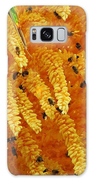 Golden  Buzz Galaxy Case