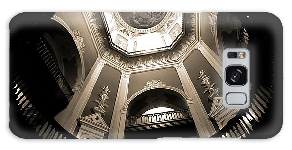 Golden Dome Ceiling Galaxy Case