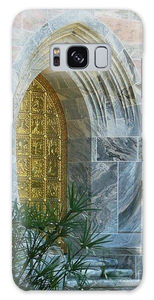 Golden Door Galaxy Case by Dodie Ulery