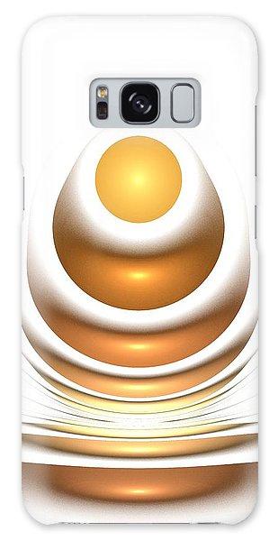 Golden Egg Galaxy Case