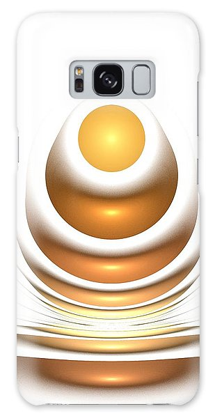 Golden Egg Galaxy Case