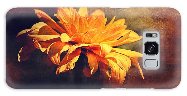 Golden Flower Galaxy Case