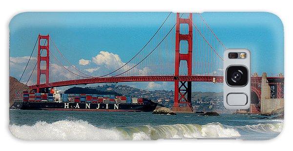 Golden Gate Galaxy Case