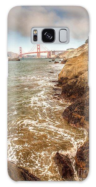 Golden Gate Bay Galaxy Case