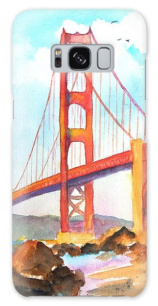 Golden Gate Bridge 3 Galaxy Case