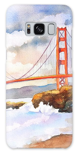 Golden Gate Bridge 4 Galaxy Case
