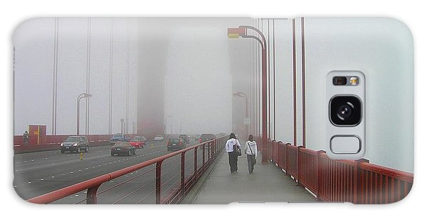 G. G. Bridge Walking Galaxy Case