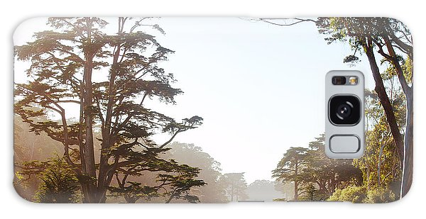 Golden Gate Park San Francisco Galaxy Case by Artist and Photographer Laura Wrede