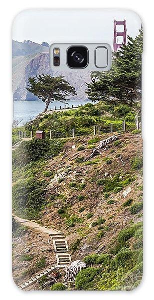 Golden Gate Trail Galaxy Case